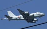 Wasawasa-isaoさんが、厚木飛行場で撮影した海上自衛隊 P-1の航空フォト(飛行機 写真・画像)