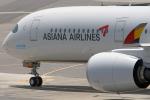 Double_Hさんが、金浦国際空港で撮影したアシアナ航空 A350-941XWBの航空フォト(写真)