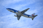 masakazuさんが、関西国際空港で撮影した日本トランスオーシャン航空 737-4Q3の航空フォト(写真)