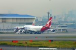 485k60さんが、羽田空港で撮影したカンタス航空 747-438/ERの航空フォト(写真)