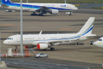 485k60さんが、羽田空港で撮影したプライム・エイビエーション A320-214X CJ Prestigeの航空フォト(飛行機 写真・画像)