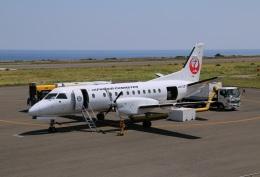 ケロさんが、沖永良部空港で撮影した日本エアコミューター 340Bの航空フォト(飛行機 写真・画像)