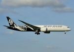 じーく。さんが、成田国際空港で撮影したニュージーランド航空 787-9の航空フォト(飛行機 写真・画像)