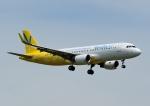 じーく。さんが、成田国際空港で撮影したバニラエア A320-216の航空フォト(飛行機 写真・画像)