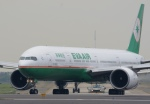 justice2002さんが、台湾桃園国際空港で撮影したエバー航空 777-35E/ERの航空フォト(飛行機 写真・画像)