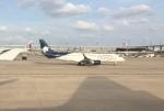 FlyHideさんが、ダラス・フォートワース国際空港で撮影したアエロメヒコ・コネクト ERJ-190-100 IGW (ERJ-190AR)の航空フォト(写真)