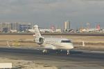 とらとらさんが、アタテュルク国際空港で撮影したトルコ企業所有 CL-600-2B16 Challenger 605の航空フォト(写真)