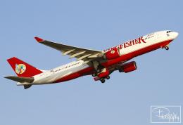 dave_0402さんが、香港国際空港で撮影したキングフィッシャー航空 A330-223の航空フォト(飛行機 写真・画像)