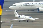 485k60さんが、羽田空港で撮影した国土交通省 航空局 525C Citation CJ4の航空フォト(写真)