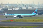 485k60さんが、羽田空港で撮影した大韓航空 777-3B5の航空フォト(飛行機 写真・画像)