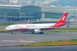 485k60さんが、羽田空港で撮影した上海航空 A330-343Xの航空フォト(飛行機 写真・画像)