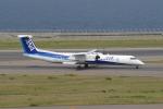 yabyanさんが、中部国際空港で撮影したANAウイングス DHC-8-402Q Dash 8の航空フォト(写真)