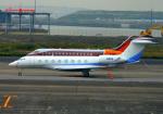 485k60さんが、羽田空港で撮影したUS バンク G650 (G-VI)の航空フォト(飛行機 写真・画像)