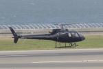 yabyanさんが、中部国際空港で撮影した日本法人所有 AS350B Ecureuilの航空フォト(飛行機 写真・画像)