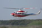 ゼロワンシックスウィスキーさんが、鹿屋航空基地で撮影した鹿児島県防災航空隊 412EPの航空フォト(写真)