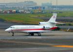 485k60さんが、羽田空港で撮影したTOP LIKE INTERNATIONAL LIMITED Falcon 7Xの航空フォト(写真)