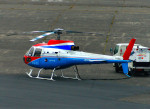 485k60さんが、羽田空港で撮影した東邦航空 AS350B Ecureuilの航空フォト(写真)