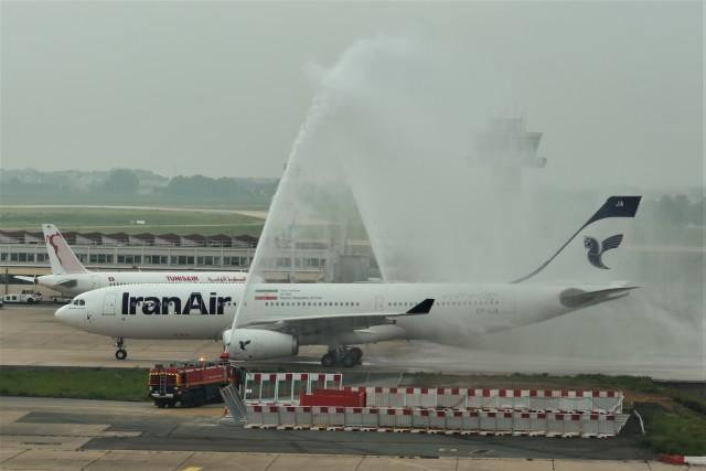 イラン航空 Airbus A330-200 EP-...