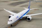 485k60さんが、羽田空港で撮影した全日空 787-9の航空フォト(飛行機 写真・画像)