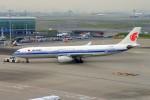 485k60さんが、羽田空港で撮影した中国国際航空 A330-343Eの航空フォト(飛行機 写真・画像)