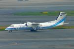 485k60さんが、羽田空港で撮影した海上保安庁 DHC-8-315Q MPAの航空フォト(飛行機 写真・画像)