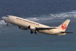 kinsanさんが、新石垣空港で撮影した日本トランスオーシャン航空 737-446の航空フォト(写真)