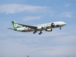 HANEDA 747さんが、成田国際空港で撮影したエバー航空 A330-302Xの航空フォト(写真)