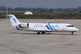 kinsanさんが、ネピドー国際空港で撮影したFMIエア CL-600-2B19 Regional Jet CRJ-200LRの航空フォト(飛行機 写真・画像)