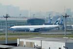 485k60さんが、羽田空港で撮影したキャセイパシフィック航空 777-367/ERの航空フォト(飛行機 写真・画像)