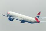 485k60さんが、羽田空港で撮影したブリティッシュ・エアウェイズ 777-336/ERの航空フォト(写真)