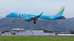 ji5islさんが、高知空港で撮影したフジドリームエアラインズ ERJ-170-100 (ERJ-170STD)の航空フォト(写真)