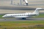 485k60さんが、羽田空港で撮影したTvpx Ars INC Trustee G650 (G-VI)の航空フォト(飛行機 写真・画像)