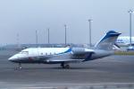 485k60さんが、羽田空港で撮影したウェルズ・ファーゴ・バンク・ノースウェスト CL-600-2B16 Challenger 604の航空フォト(写真)