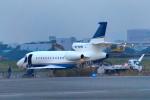 485k60さんが、羽田空港で撮影したAir Alsie Falcon 900LXの航空フォト(写真)