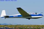 Chofu Spotter Ariaさんが、妻沼滑空場で撮影した学習院大学航空部 - Gakushuin Glider Club ASK 13の航空フォト(飛行機 写真・画像)