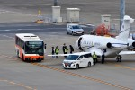 T.Sazenさんが、羽田空港で撮影した不詳 G200/G250/G280の航空フォト(写真)