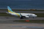 BIRDさんが、羽田空港で撮影したAIR DO 737-781の航空フォト(飛行機 写真・画像)