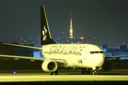 Rundy's Airgraphyさんが、羽田空港で撮影した全日空 737-881の航空フォト(写真)
