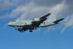 じゃりんこさんが、岐阜基地で撮影した海上自衛隊 P-1の航空フォト(写真)