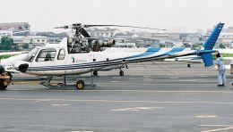 航空フォト:JA6145 オートパンサー AS350 Ecureuil/AStar