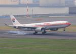 ふじいあきらさんが、羽田空港で撮影した中国東方航空 A330-343Xの航空フォト(写真)