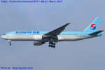 Chofu Spotter Ariaさんが、成田国際空港で撮影した大韓航空 777-2B5/ERの航空フォト(飛行機 写真・画像)