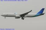 Chofu Spotter Ariaさんが、成田国際空港で撮影したガルーダ・インドネシア航空 A330-343Xの航空フォト(写真)