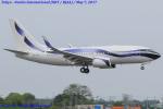 Chofu Spotter Ariaさんが、成田国際空港で撮影したGama アビエーション 737-7GV BBJの航空フォト(飛行機 写真・画像)