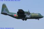 Chofu Spotter Ariaさんが、厚木飛行場で撮影した航空自衛隊 C-130H Herculesの航空フォト(飛行機 写真・画像)