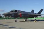 スカルショットさんが、岩国空港で撮影したアメリカ海兵隊 F-35B Lightning IIの航空フォト(写真)