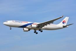 航空フォト:9M-MTI マレーシア航空 A330-300