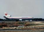 kumagorouさんが、仙台空港で撮影した日本航空 DC-10-40Dの航空フォト(写真)