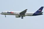 jun☆さんが、スカルノハッタ国際空港で撮影したフェデックス・エクスプレス 757-236(SF)の航空フォト(写真)