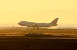 ぷぅぷぅまるさんが、関西国際空港で撮影したチャイナエアライン 747-409F/SCDの航空フォト(写真)